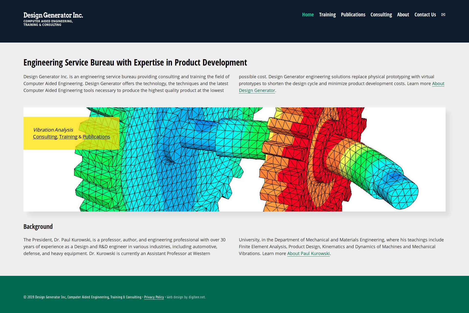 Website Design In London Ontario Cygalski Net